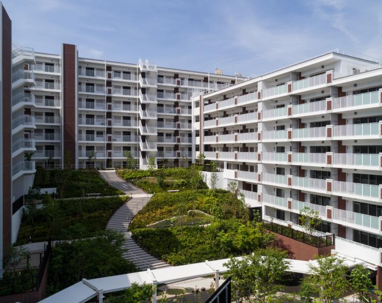 The Park House Higashitotsuka Residence