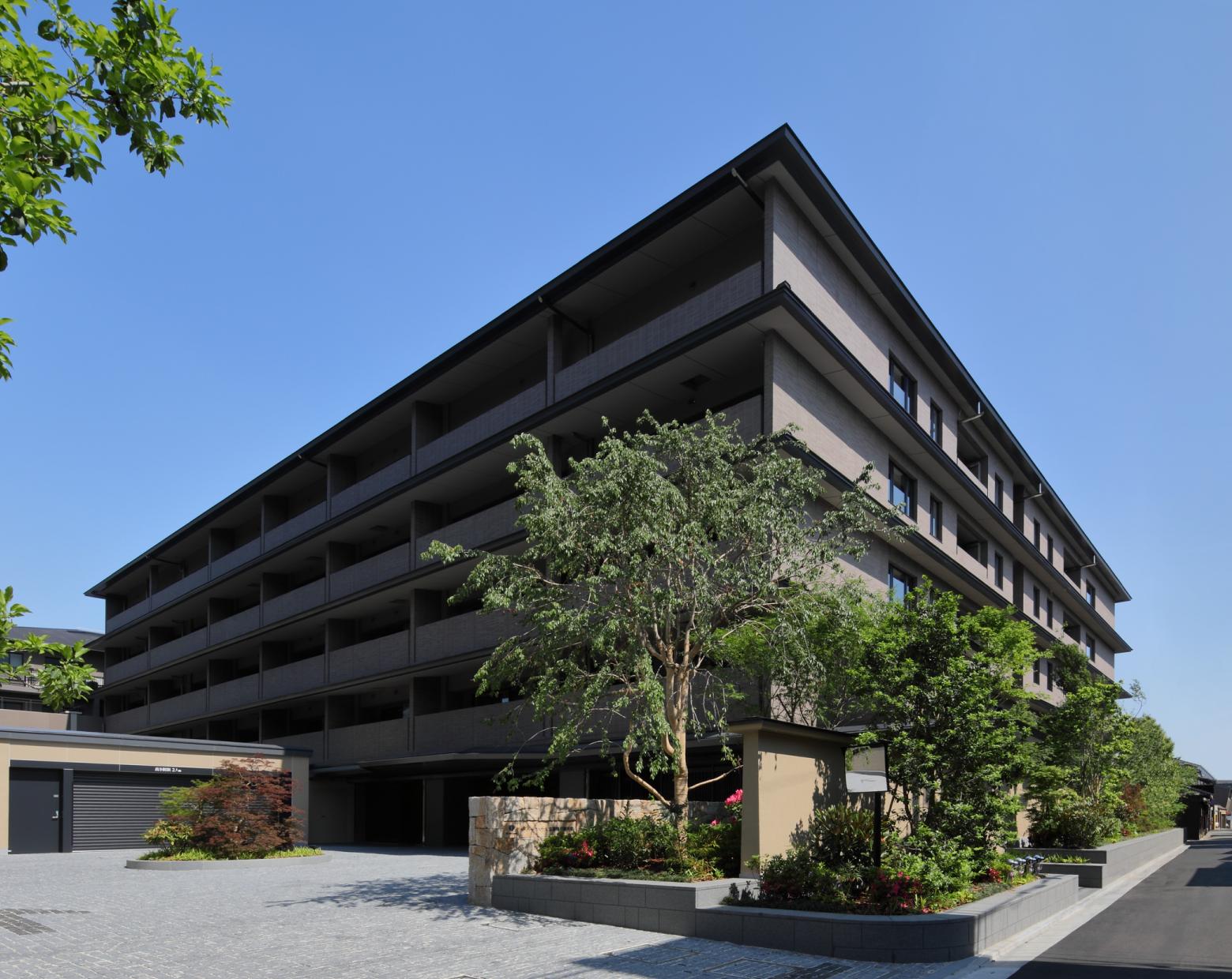 The Park House Kyoto Kamogawa Goshohigashi