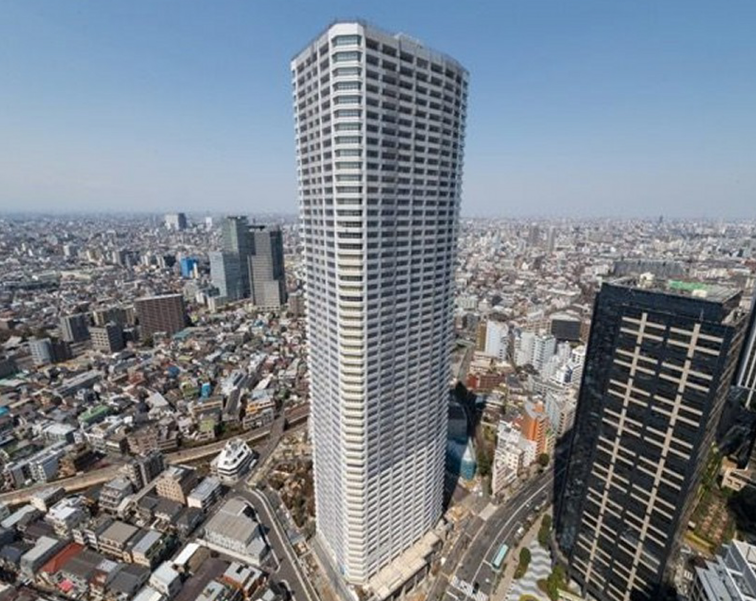 The Park House Nishishinjuku Tower 60