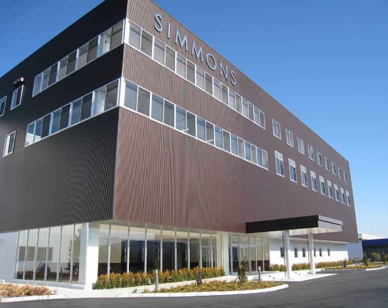 Simmons Fujioyama Factory