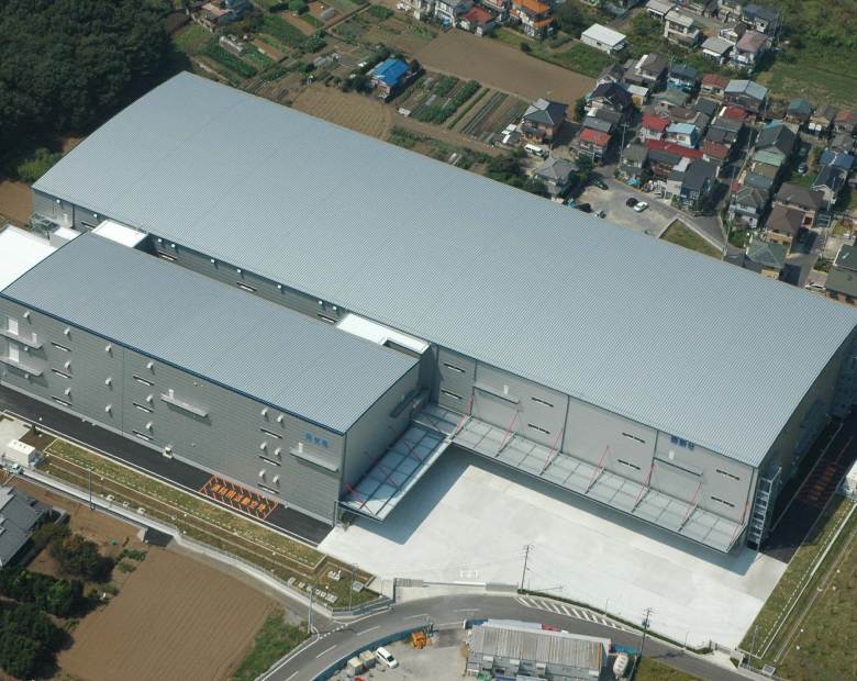 Kodansha Co., Ltd. Okegawa Distribution Center