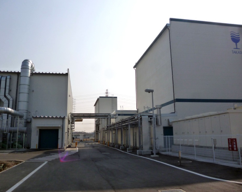 Takata Koryo Co., Ltd. Kanto Factory