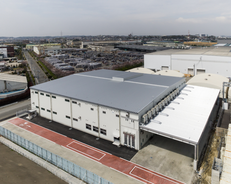 Fuji Heavy Industries, Ltd.	Handa Factory (Bldg. 53, Kit Center)