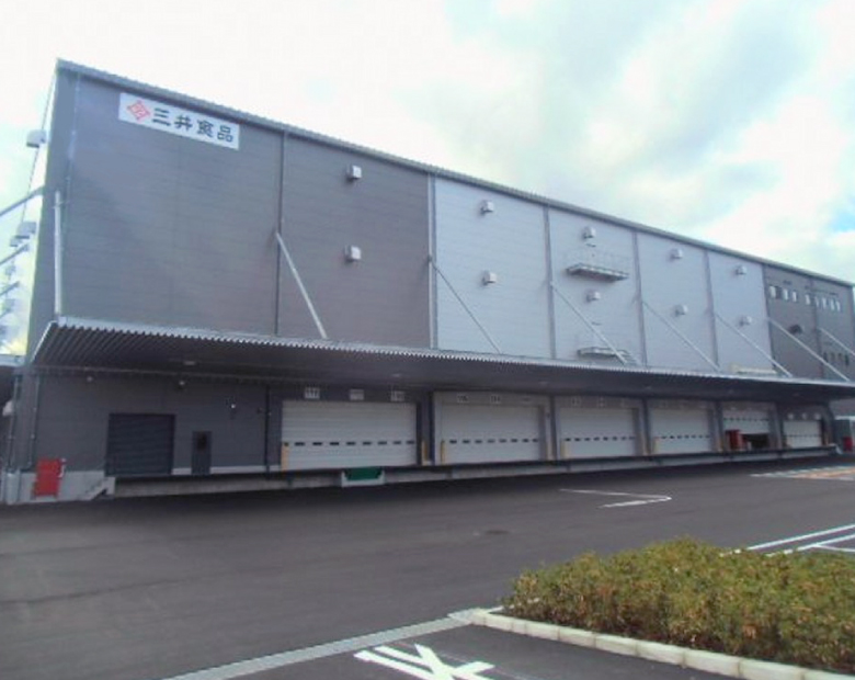 Mitsui Foods Sagamihara Distribution Center
