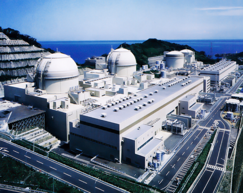 Ohi Nuclear Power Station,  Kansai Electric Power
