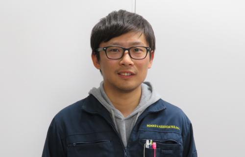 Tatsuya Yamashita, Kobe Branch Engineer