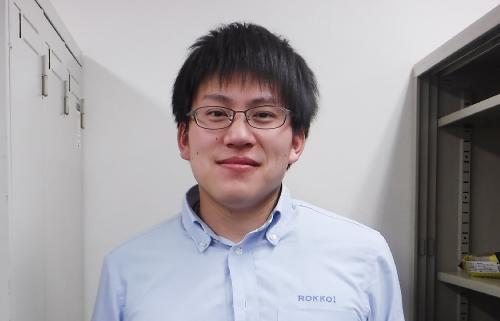 Naoya Ishii, Kobe Branch Engineer